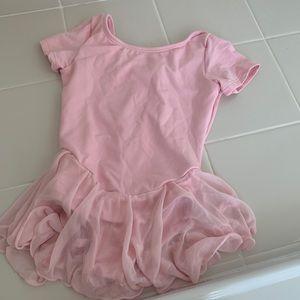 One-piece Ballet Leotard w/attached tutu skirt 🩰